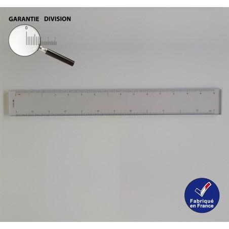 Règle échelles de réduction règle plate sans biseaux 1/20 1/50