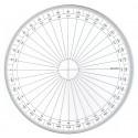 Rapporteur circulaire 360 RTS