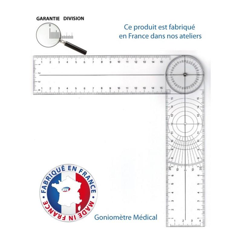 Goniomètre médical