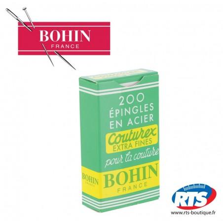 Epingles Couturex Extra fines Bohin