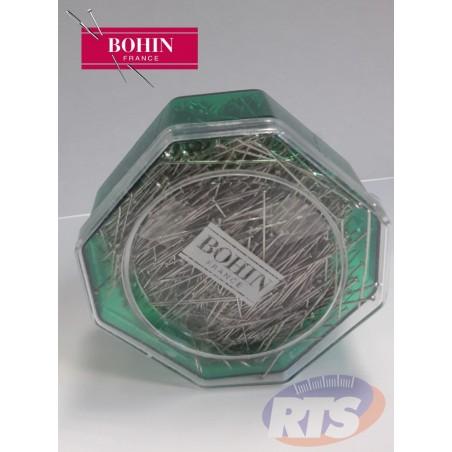 Epingles acier extra fines EC4 n°4 Bohin 100gr 43412