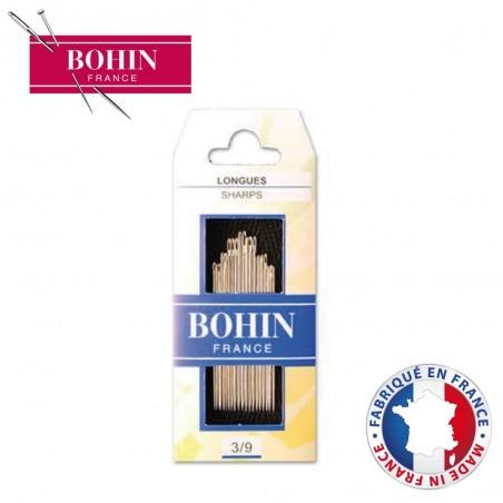 Aiguilles Longues n°3/9 Bohin